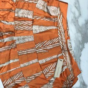 Banana Republic Heritage Skirt Silk